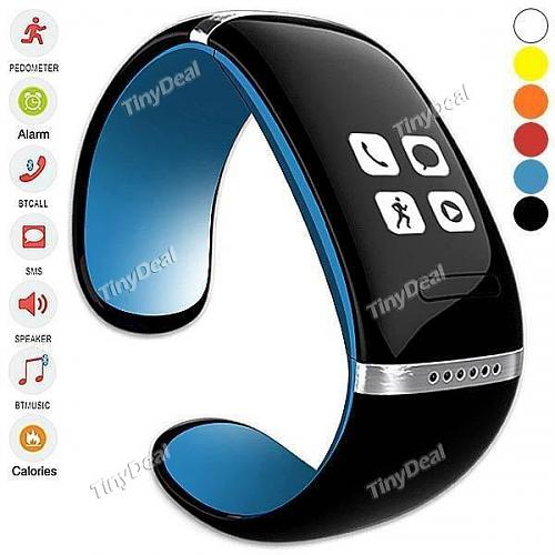 Technisches Aussehen Smart LED Watch Bluetooth 3.0 Bracelet Anti-lost-310626_130668247705609605.jpg